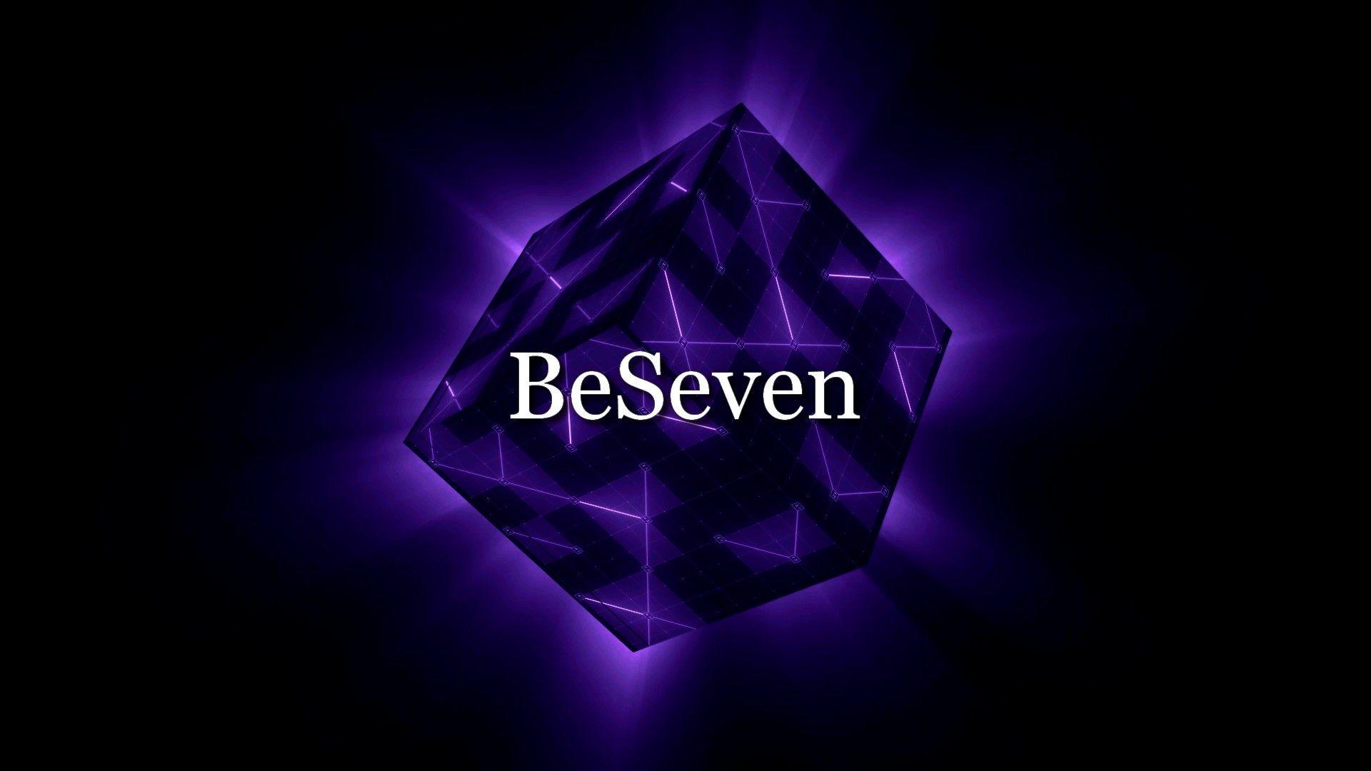 Fond d'écran Cube 2 de BeSeven