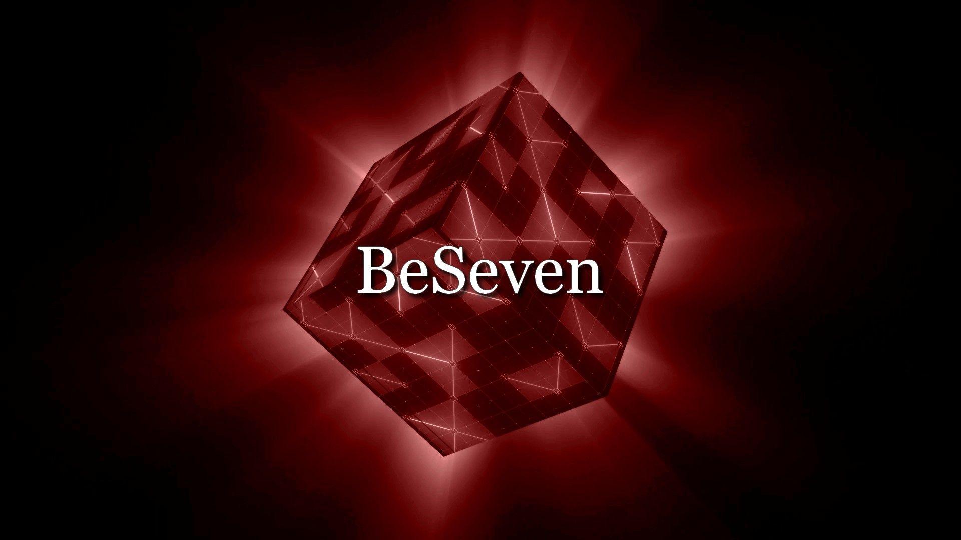 Fond d'écran Cube 3 de BeSeven