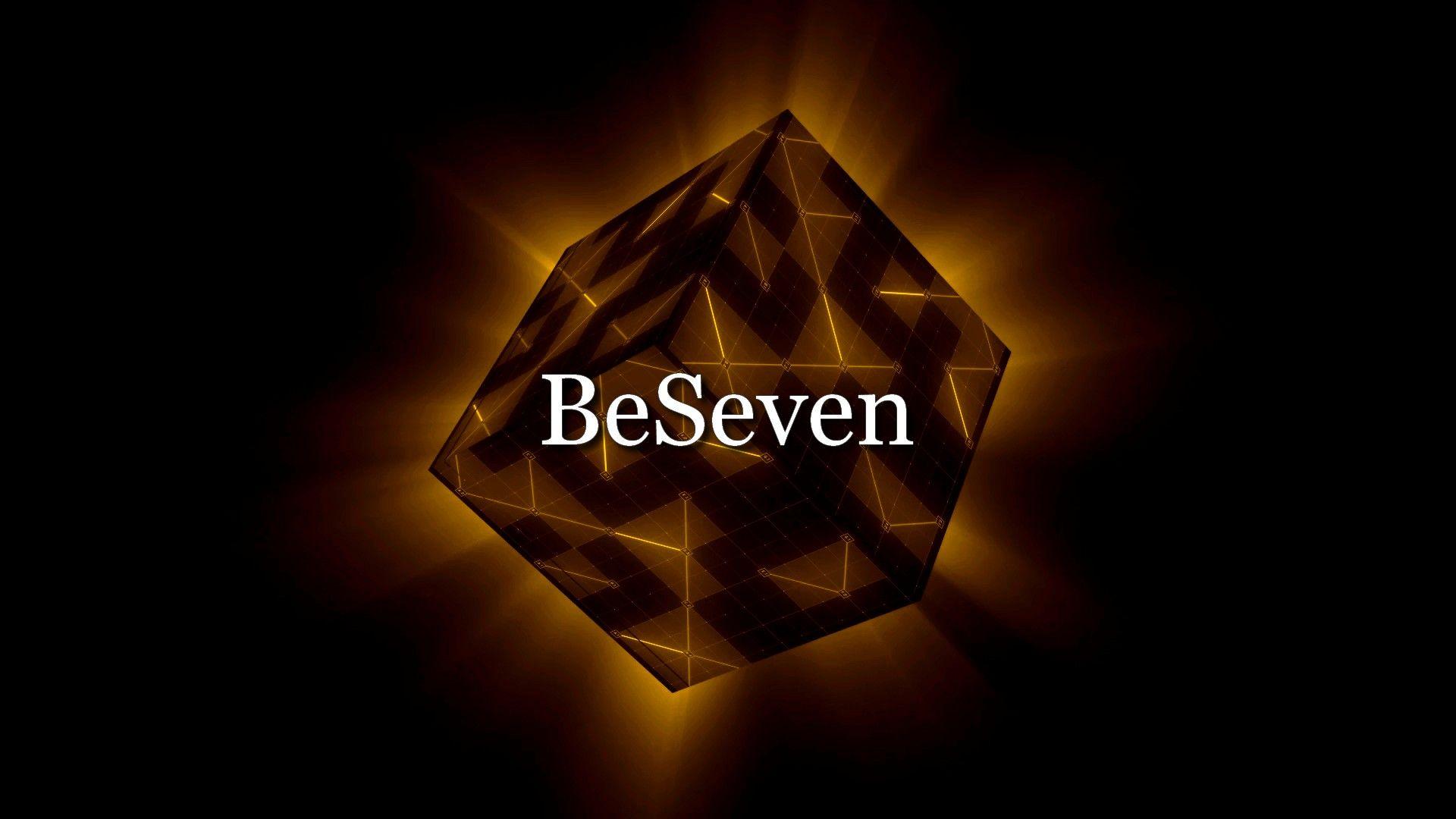 Fond d'écran Cube 4 de BeSeven