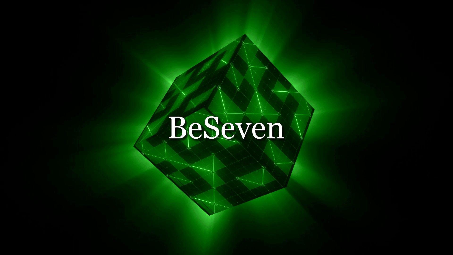 Fond d'écran Cube 5 de BeSeven